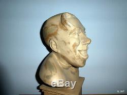 Ancien Buste De Fernandel