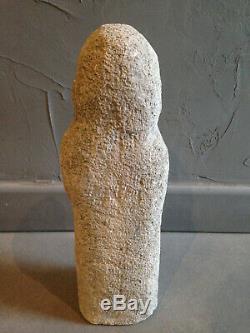 Ancienne statue en pierre-romain-antiquités-antique-haute époque-médiévale