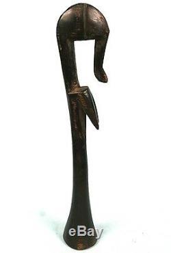 Art Africain African Afrique Ancienne Poupée Mossi Burkina Faso 39 Cms +++