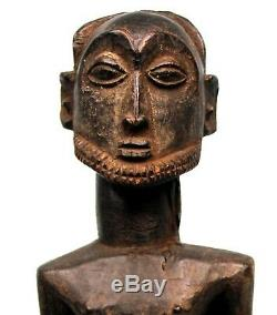 Art Africain Arts Premiers Ancienne Statue Hemba Ex Collection 50 Cms ++++