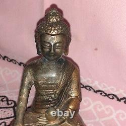 Bouddha Bronze Ancien Chine