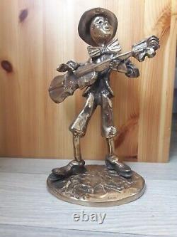 Bronze ancien de Yves LOHE (1947-)