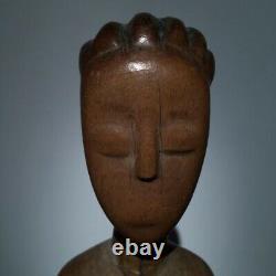 Statue Africain Ancienne Ewe Togo Art Tribal African Art Sculpture Rituelle